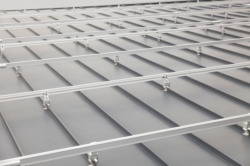 Estructura para placas solares
