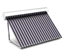 Placas solares de tubos de vacío