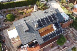 Instalación fotovoltaica en Corbera de Llobregat